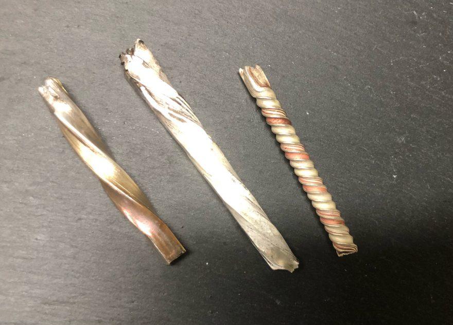 木目金 原材料